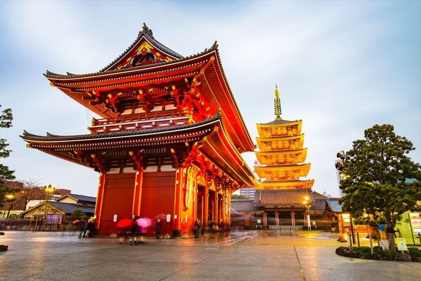 คู่มือการท่องเที่ยวในญี่ปุ่น