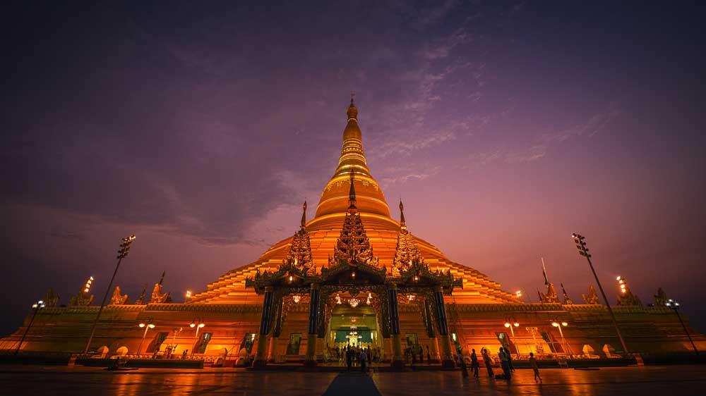 เวลาที่ดีที่สุดในการไปพม่า